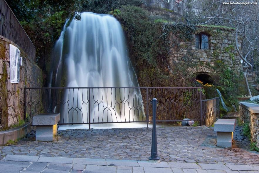 Cascata di San Valentino, Sadali - Sardegna