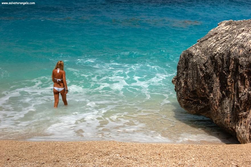 Trasparenze a Cala Goloritzè - Sardegna