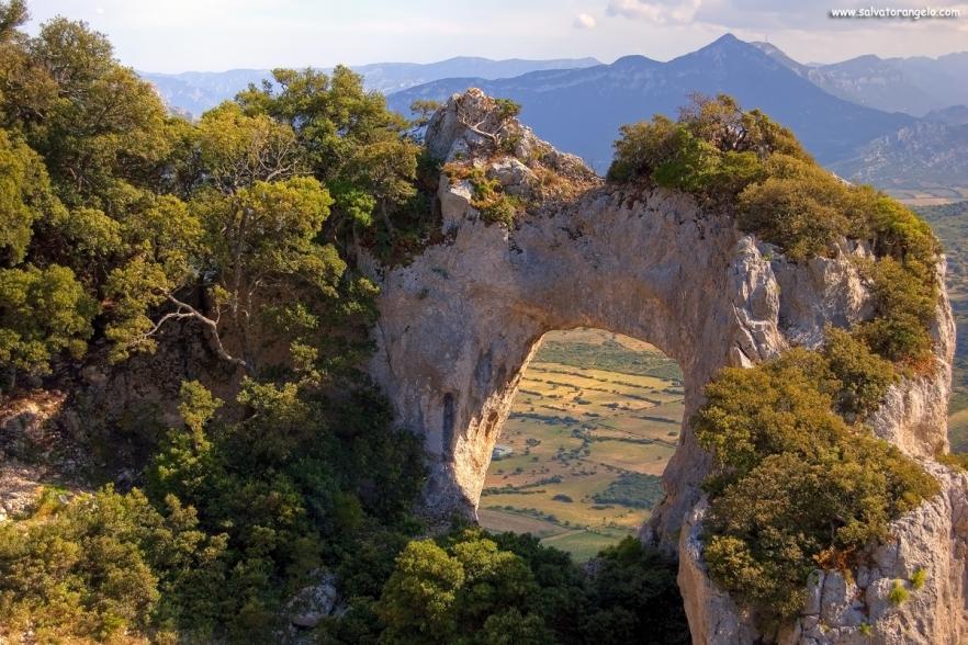 Sa Pedra Istampada, Galtellì - Sardegna