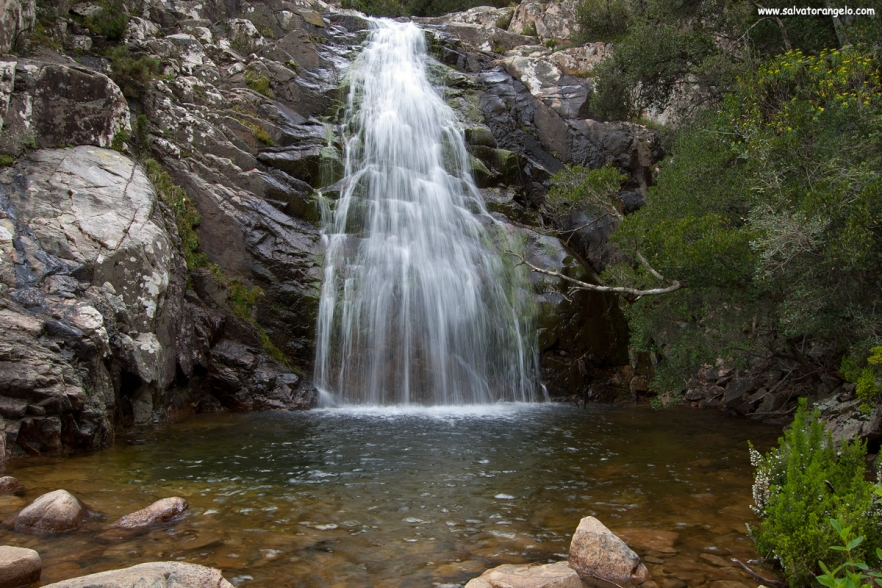 Cascata di Muru Mannu, Villacidro - Sardegna